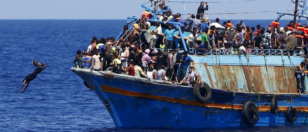 Εντοπίστηκε πλοιάριο με δεκάδες μετανάστες στο Αντίρριο