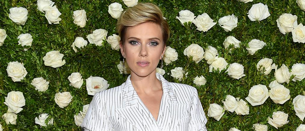 Ευχάριστα νέα για τη Scarlett Johansson