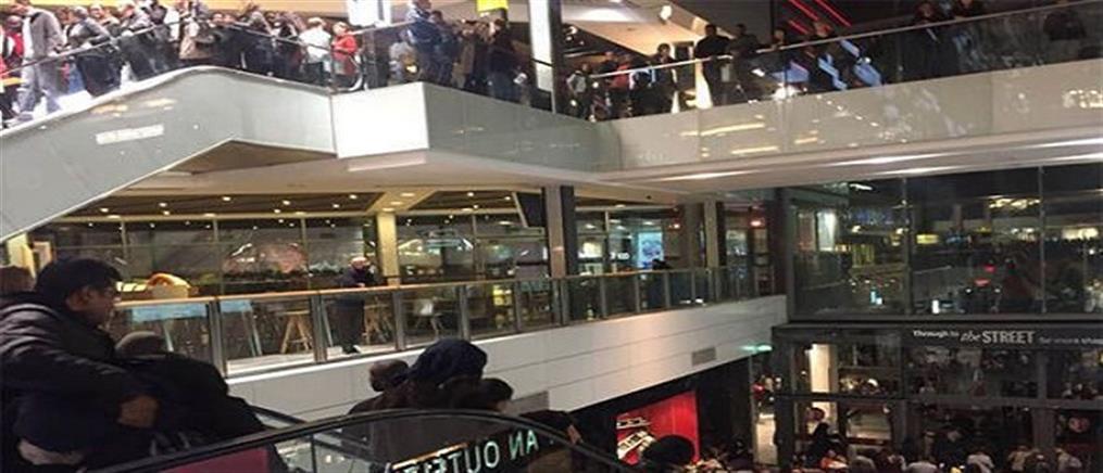 Τρόμος και πανικός σε εμπορικό κέντρο του Λονδίνου (βίντεο)
