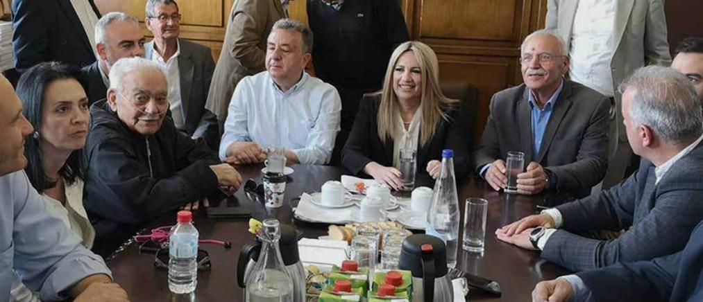 Γεννηματά: να περάσουν στην Περιφέρεια Κρήτης οι αρμοδιότητες του ΒΟΑΚ