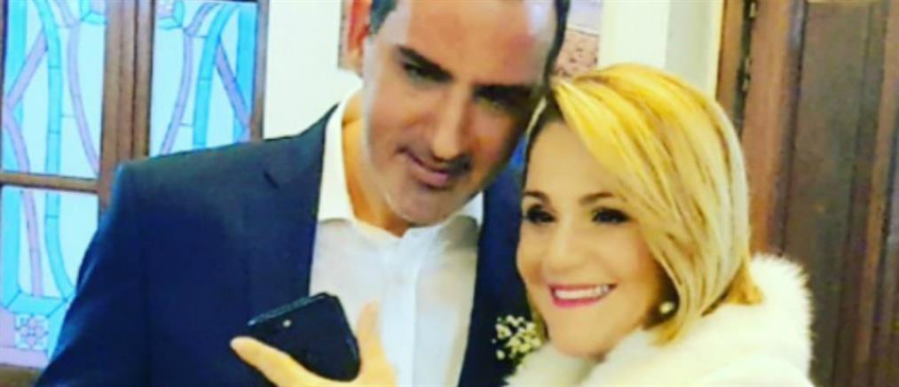 Μίκα Ιατρίδη: Παντρεύτηκε και ο γάμος μεταδόθηκε μέσω viber
