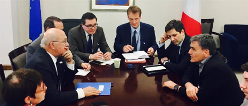 Πεπεισμένος ο Σαπέν για συμφωνία Ευρωπαίων-ΔΝΤ για την Ελλάδα