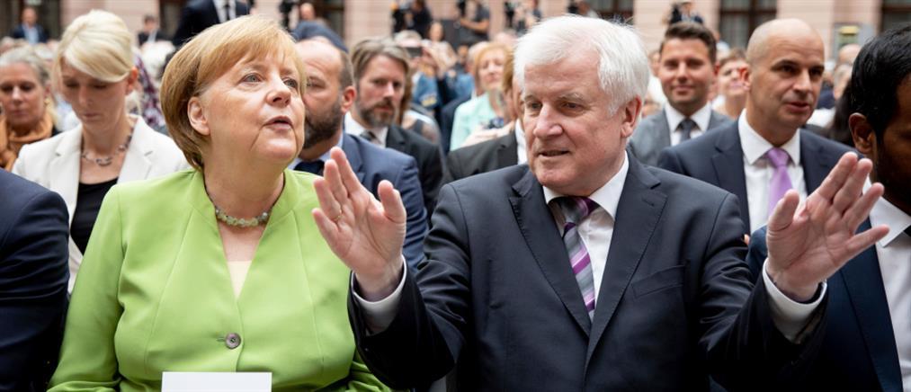 """""""Σεισμός"""" στη γερμανική κυβέρνηση"""