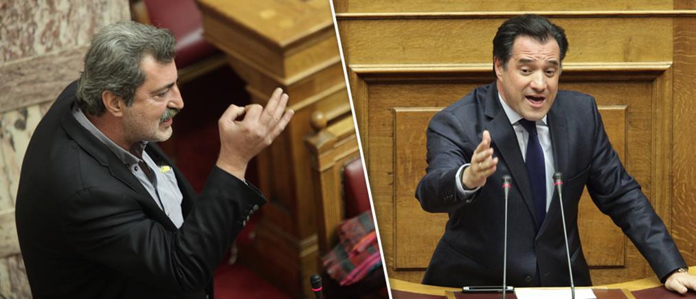 """Με μαντινάδες συνεχίζεται ο """"πόλεμος"""" Πολάκη – Γεωργιάδη"""