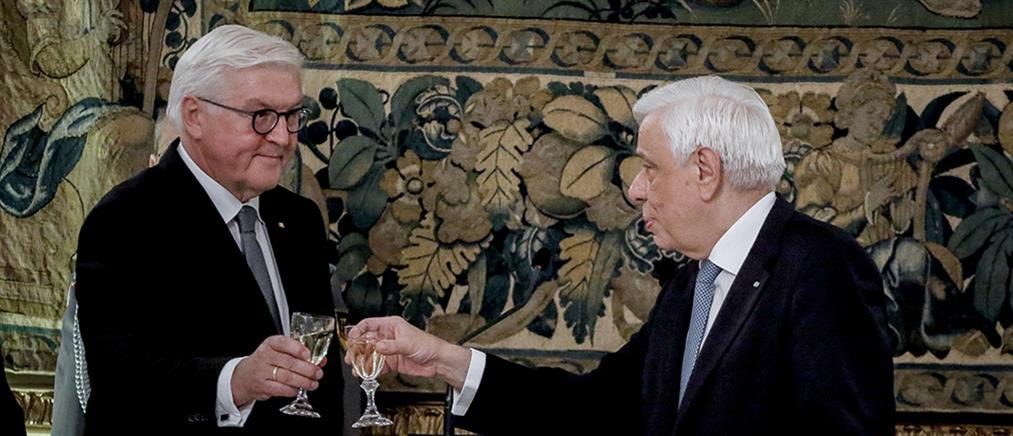 Παυλόπουλος: νομικώς ενεργές και δικαστικώς επιδιώξιμες οι γερμανικές αποζημιώσεις