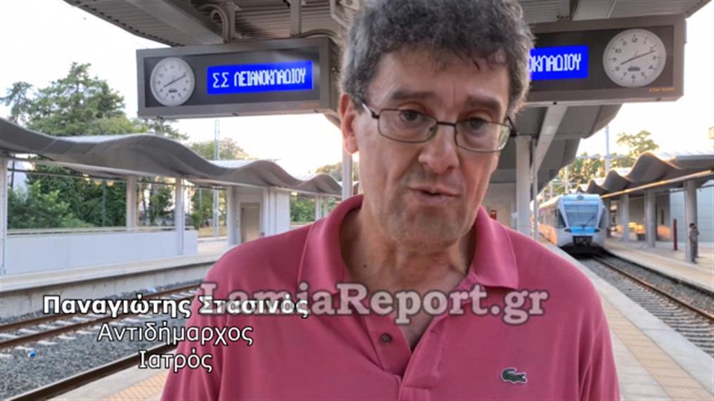 Ο Αντιδήμαρχος Παναγιώτης Στασινός, για το περιστατικό στο Λιανοκλάδι