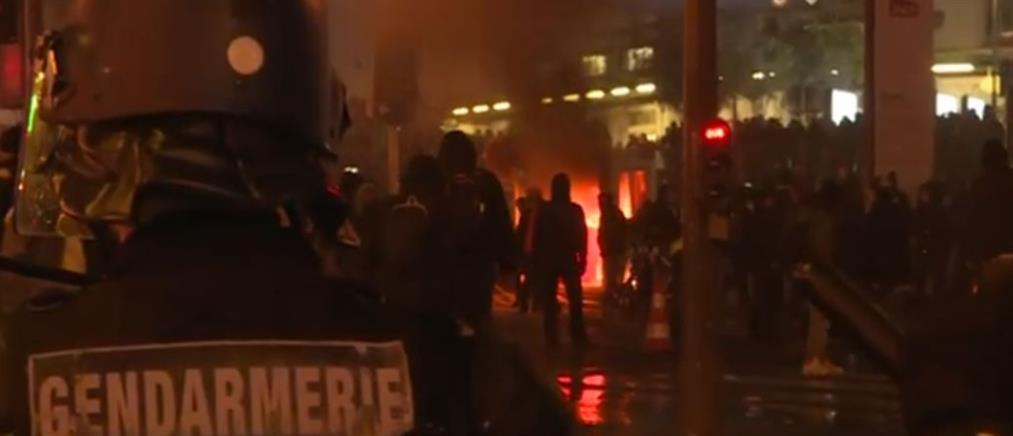 Επεισόδια και συλλήψεις στο Παρίσι (εικόνες)