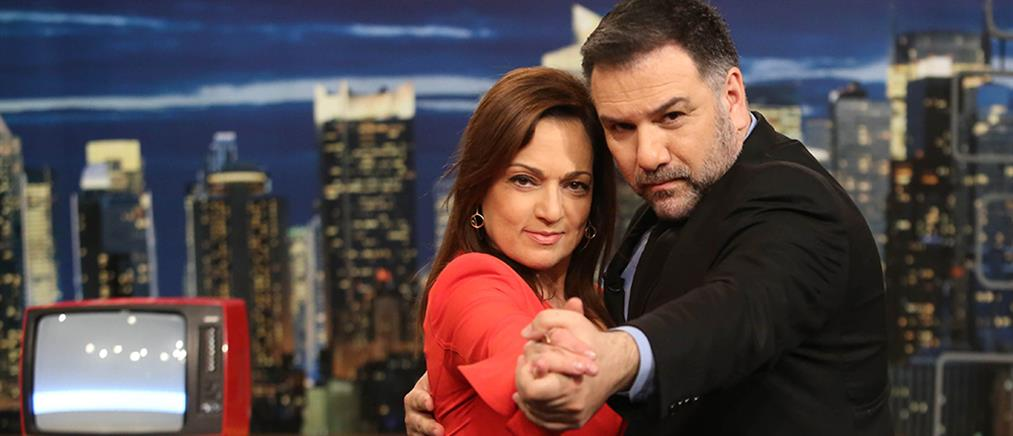 """The 2Night Show"": η Ελένη Καρακάση, η παχυσαρκία και η υποκριτική (βίντεο)"