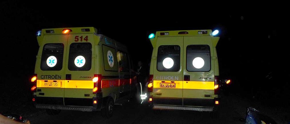 ΠΟΕΔΗΝ: Βρετανίδα πέθανε στην Κάλυμνο, επειδή δεν υπήρχε ασθενοφόρο