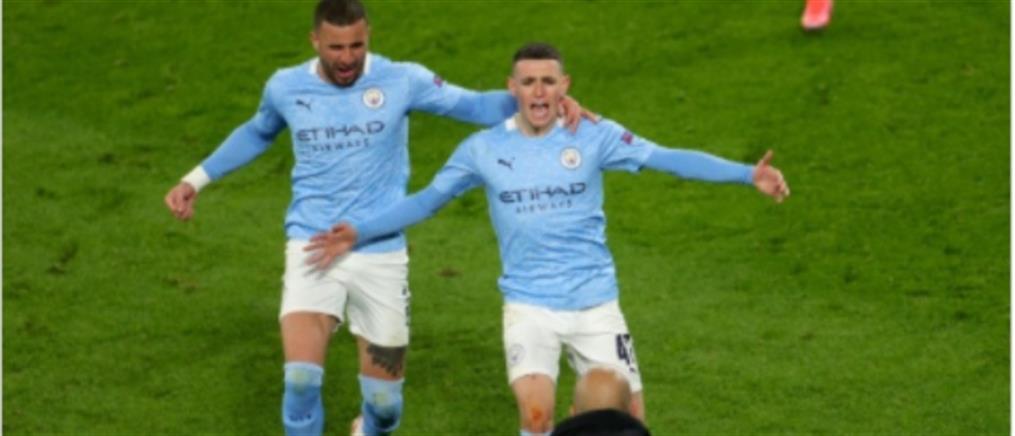 "Champions League: Ρεάλ και Σίτι στους ""4"""
