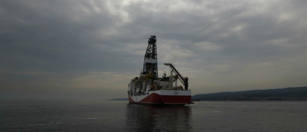 Πλώρη για την κυπριακή ΑΟΖ έχει βάλει το δεύτερο τουρκικό γεωτρύπανο
