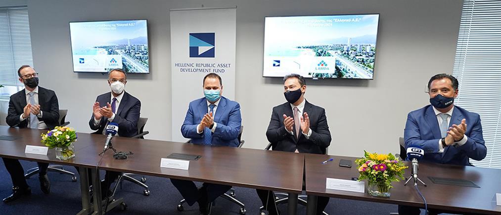 """Το Ελληνικό """"πέρασε"""" στην Lamda Development"""