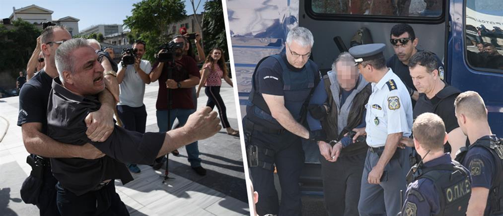 Επιχείρησαν να λιντσάρουν τον κατηγορούμενο για τη δολοφονία της Δώρας Ζέμπερη (εικόνες)
