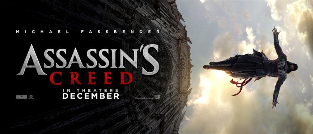 """""""Έλιωσε"""" στο Assassins Creed o Φασμπέντερ για να μπει στο πετσί του ρόλου (Βίντεο)"""