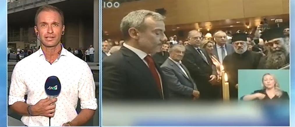Ορκίστηκε ο νέος δήμαρχος Θεσσαλονίκης (βίντεο)