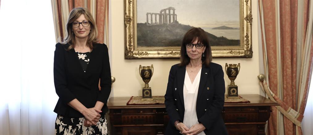 Σακελλαροπούλου: αναμένουμε έμπρακτη επίδειξη αλληλεγγύης από τους εταίρους μας στην ΕΕ