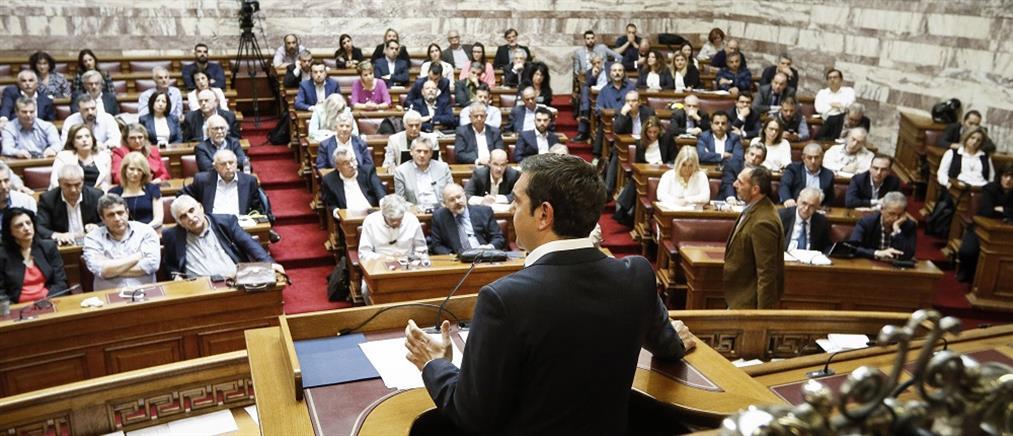 """""""Τριπλός πονοκέφαλος"""" στο Μαξίμου από τους βουλευτές του ΣΥΡΙΖΑ"""