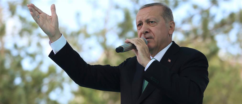 Ερντογάν: Γιατί να μην αγοράσουμε τους S-400; Κανείς δε λέει για την Ελλάδα που έχει τους S-300