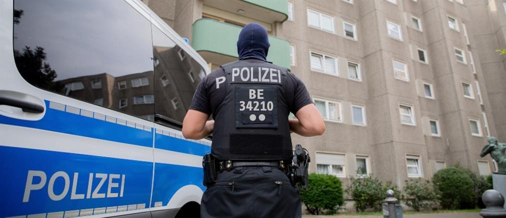 Πυροβολισμοί στο Βερολίνο