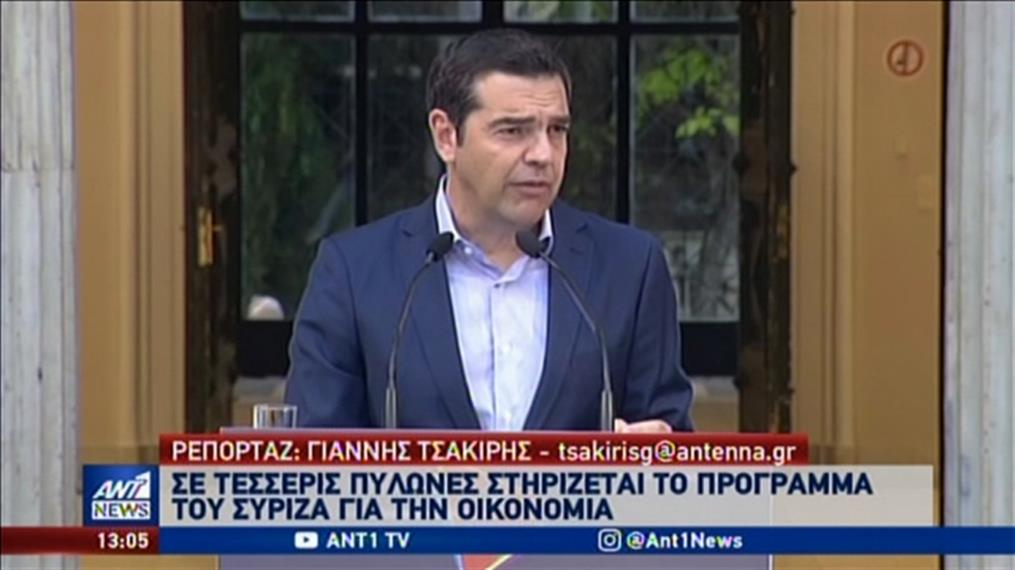 ΣΥΡΙΖΑ: Η πρόταση για την επόμενη μέρα της ελληνικής οικονομίας μετά την πανδημία