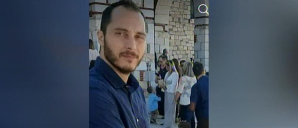 Αγωνία για τον 37χρονο πατέρα που εξαφανίστηκε στον Βόλο (βίντεο)