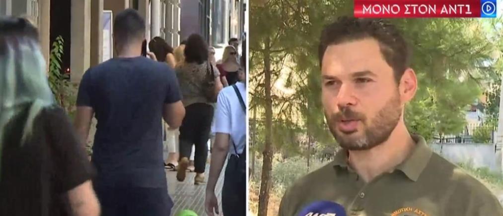 Ο δημοτικός αστυνομικός που απέτρεψε αρπαγή ανήλικης, μιλά στον ΑΝΤ1 (βίντεο)