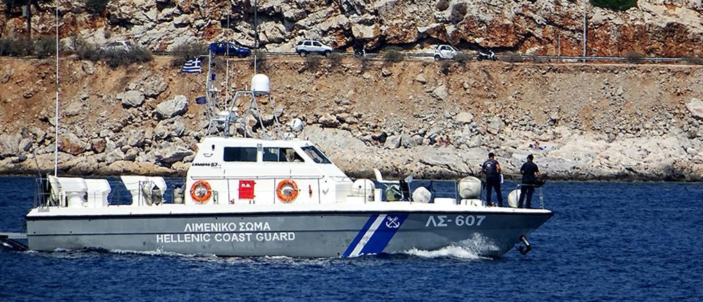 """Λέσβος: """"θερμό"""" επεισόδιο με σκάφη της τουρκικής ακτοφυλακής και πλωτό του Λιμενικού"""