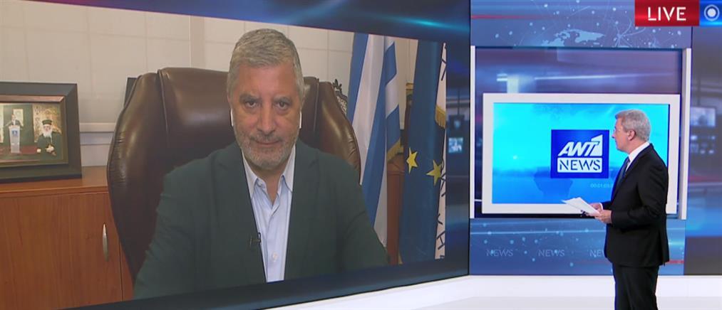 """Ο Γιώργος Πατούλης στον ΑΝΤ1 για τον """"ψευτογιατρό"""" που ευθύνεται για τρεις θανάτους (βίντεο)"""