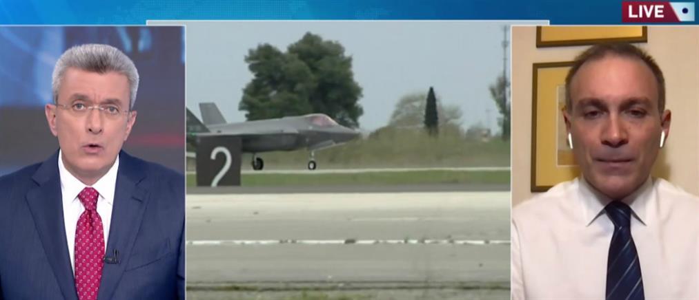 Κωνσταντίνος Φίλης: Τι κερδίζει η Ελλάδα με την απόκτηση F-35 (βίντεο)