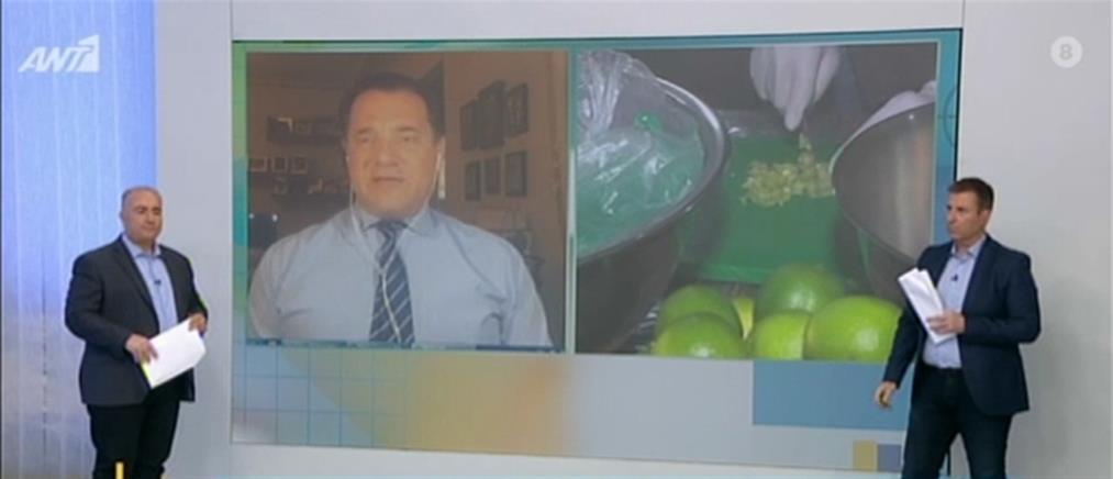 Ο Άδωνις Γεωργιάδης στον ΑΝΤ1 για τις αλλαγές στις επιταγές και τα επιχειρηματικά δάνεια (βίντεο)