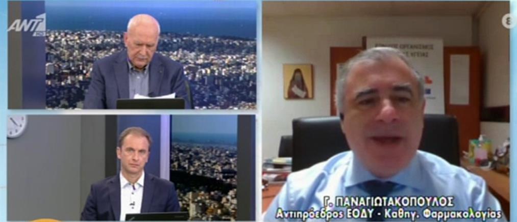 """Παναγιωτακόπουλος: Σε δυο –τρεις εβδομάδες ο """"λογαριασμός"""" για τα Θεοφάνια (βίντεο)"""