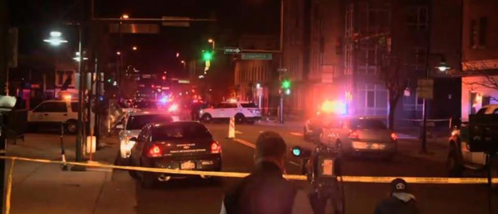 Ένοπλη επίθεση στο κέντρο του Ντένβερ (βίντεο)
