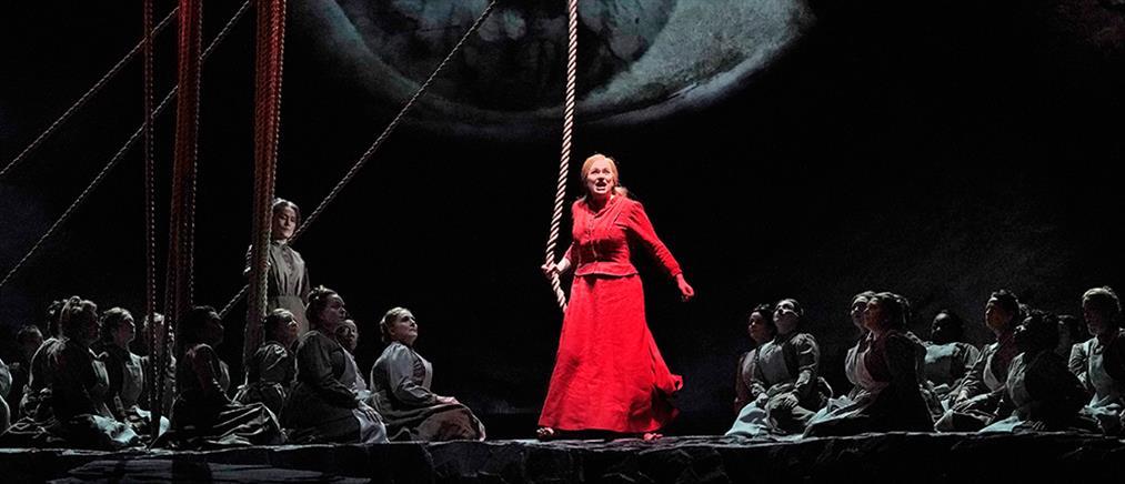 """The Met: Live in HD"": έρχεται ""Ο Ιπτάμενος Ολλανδός"" (εικόνες)"
