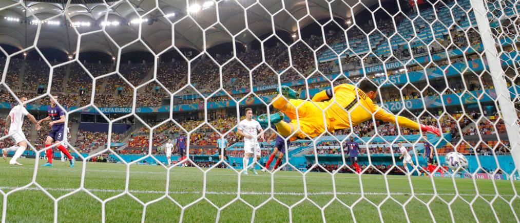 "Euro 2020: Η Ελβετία ""λύγισε"" τη Γαλλία στα πέναλτι (βίντεο)"