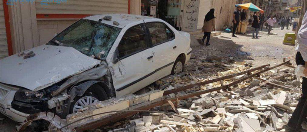 Ισχυρός σεισμός στο Ιράν (βίντεο)