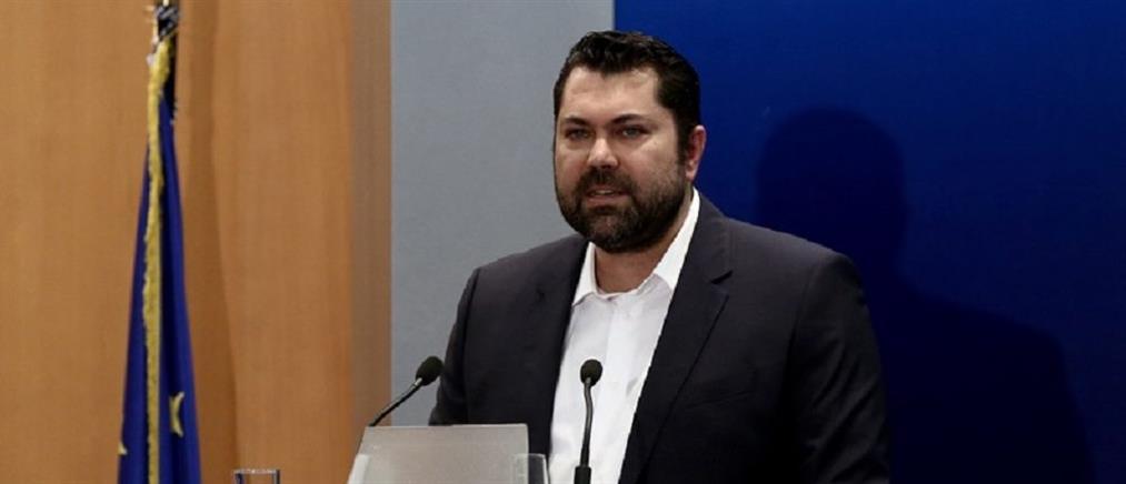 Κυβερνητικός Εκπρόσωπος ο Λευτέρης Κρέτσος