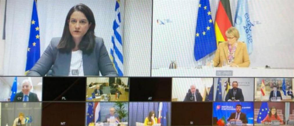Ενθουσίασε την Ευρώπη η πρόταση μαθήτριας στον Μητσοτάκη
