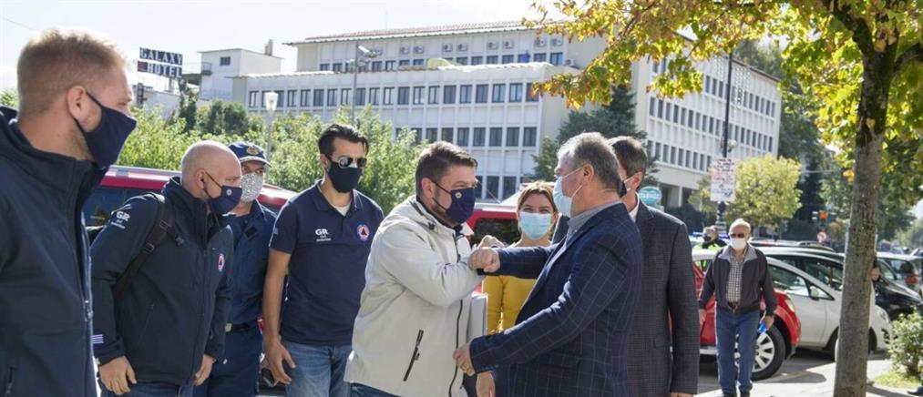 Κορονοϊός - Ιωάννινα: Κρίσιμα τα επόμενα 24ωρα - Η έκκληση Χαρδαλιά στους πολίτες