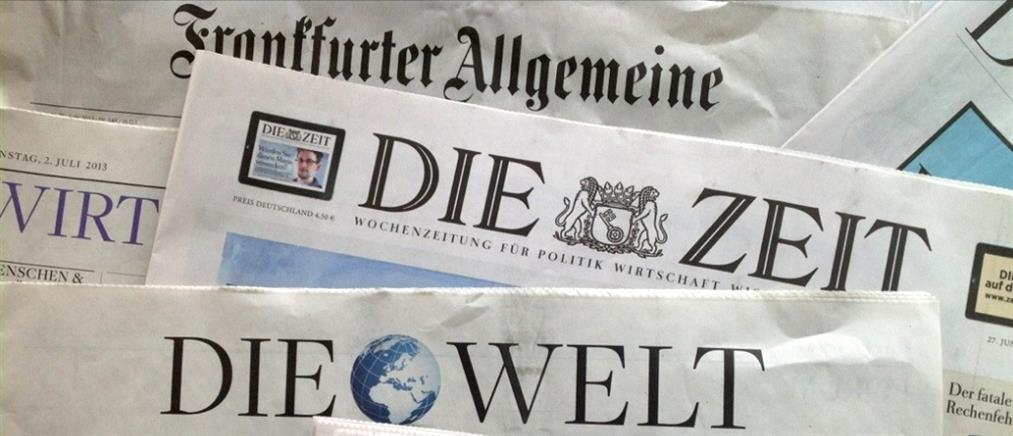 Τι γράφει ο γερμανικός Τύπος για την παραίτηση Καμμένου