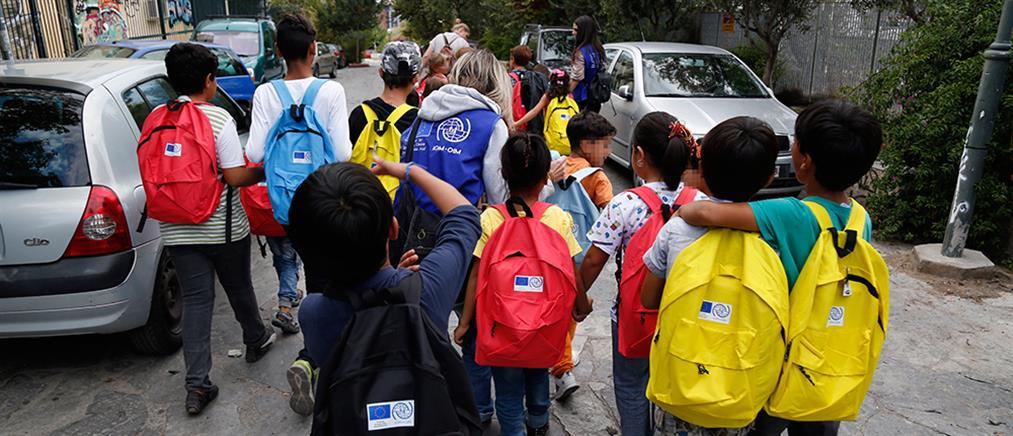 Χίος: εξώδικο και 1500 υπογραφές κατά της εκπαίδευσης προσφυγόπουλων
