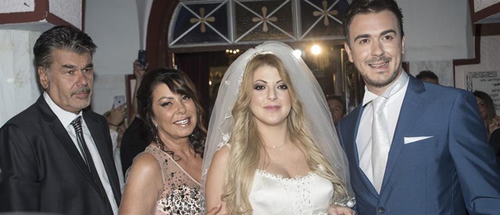Το γαμήλιο άλμπουμ της κόρης της Άντζελας Δημητρίου (φωτό)