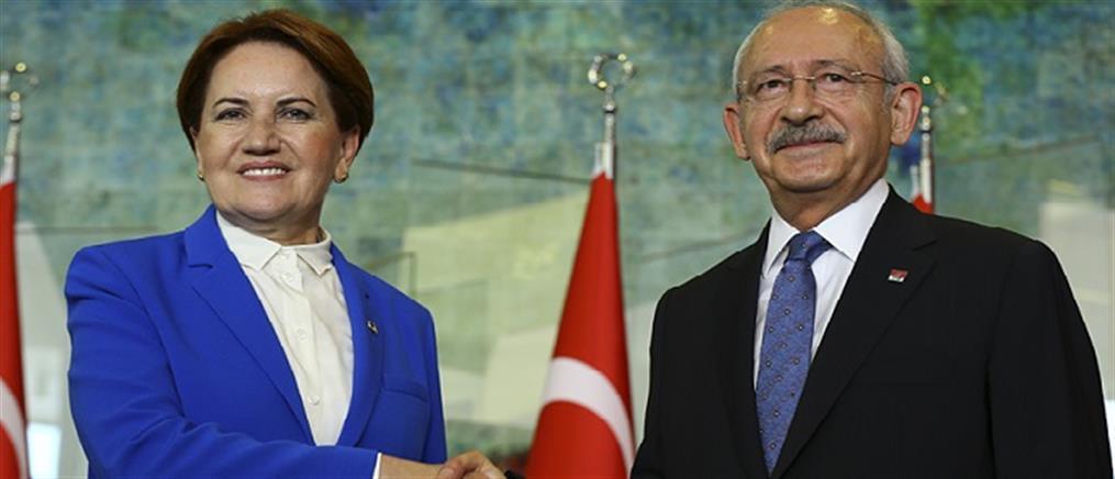 Συμφωνία Κιλιτσντάρογλου-Ακσενέρ για επαναφορά του κοινοβουλευτικού συστήματος