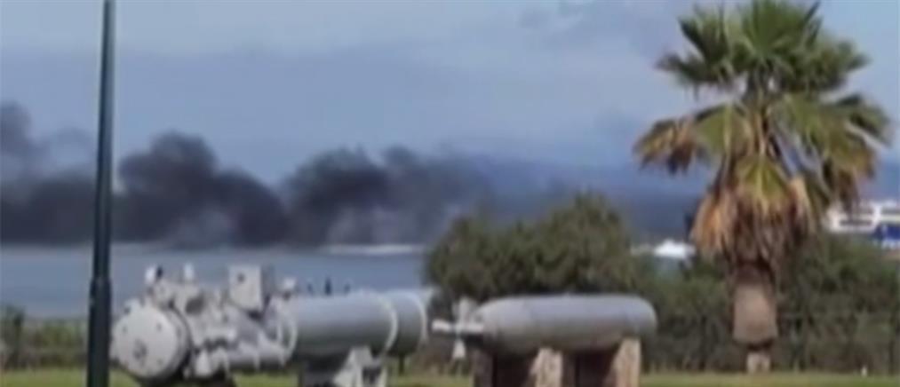 Έρευνα ΑΝΤ1: βαριά αέρια ρύπανση στο λιμάνι της Ραφήνας (βίντεο)