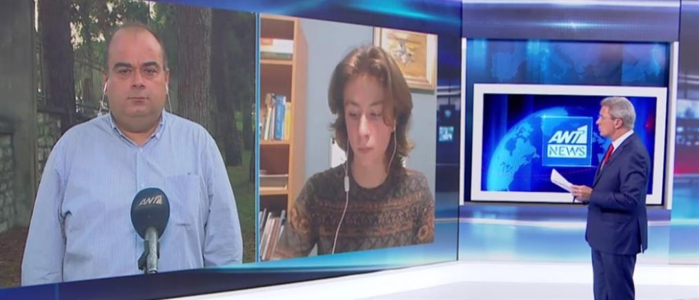 """Debate"" στον ΑΝΤ1 για τις καταλήψεις στα σχολεία (βίντεο)"