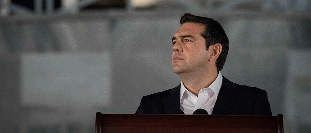 """Ο Αλέξης Τσίπρας αποχαιρέτησε τον """"Φιντέλ των φτωχών"""""""