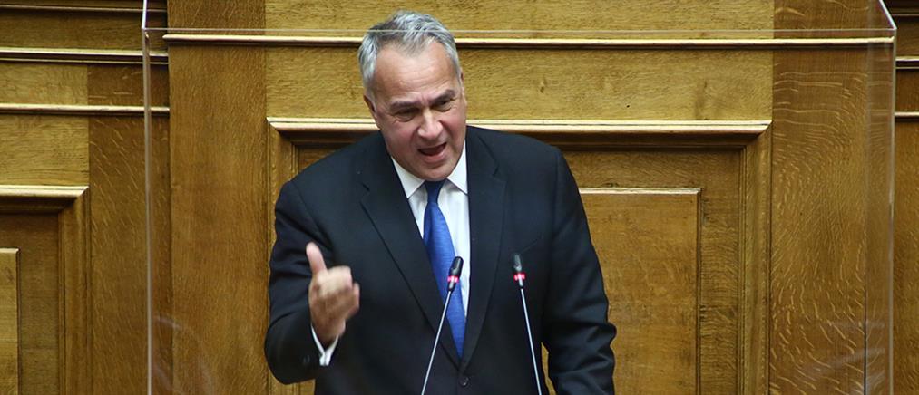 Βορίδης: κατάργηση της απλής αναλογικής για Δήμους - Περιφέρειες