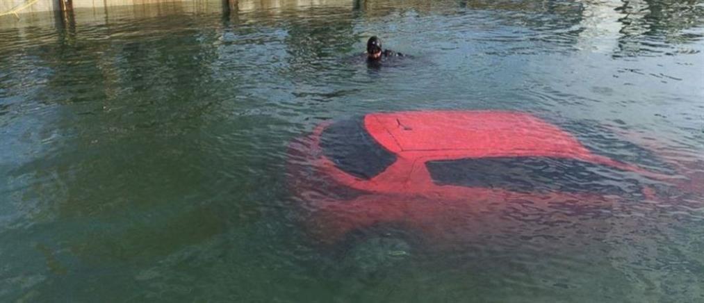 Έπεσε μέσα στη λίμνη ακολουθώντας τις οδηγίες του GPS