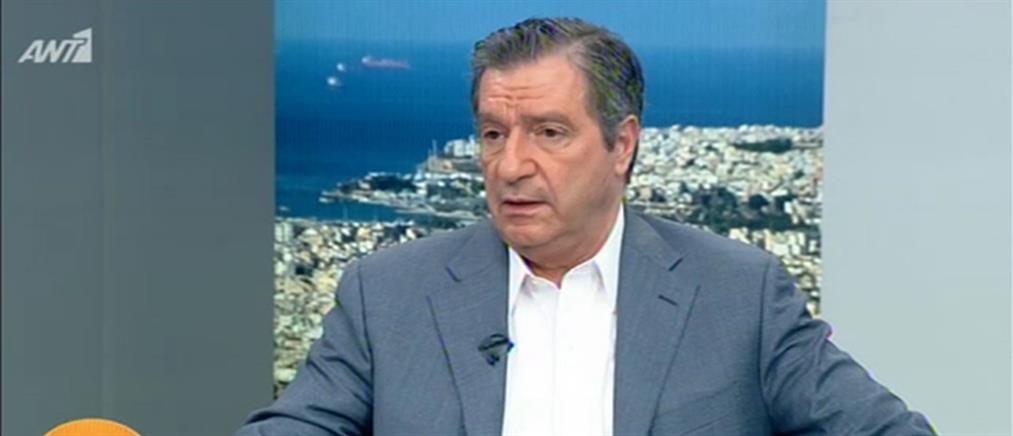 Γιώργος Καμίνης στον ΑΝΤ1: δεν είμαι εγώ λόγος αποχώρησης του Βενιζέλου (βίντεο)