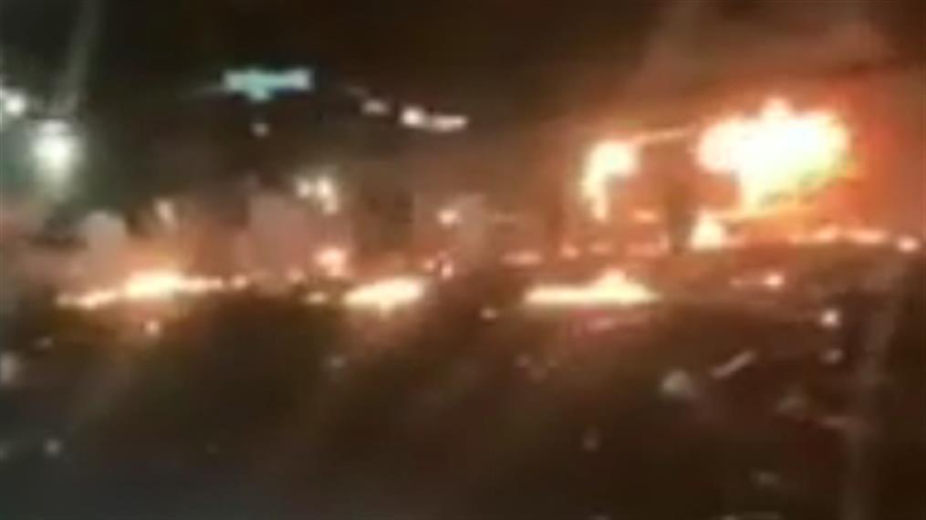 Δεκάδες νεκροί σε τροχαίο στη Σαουδική Αραβία