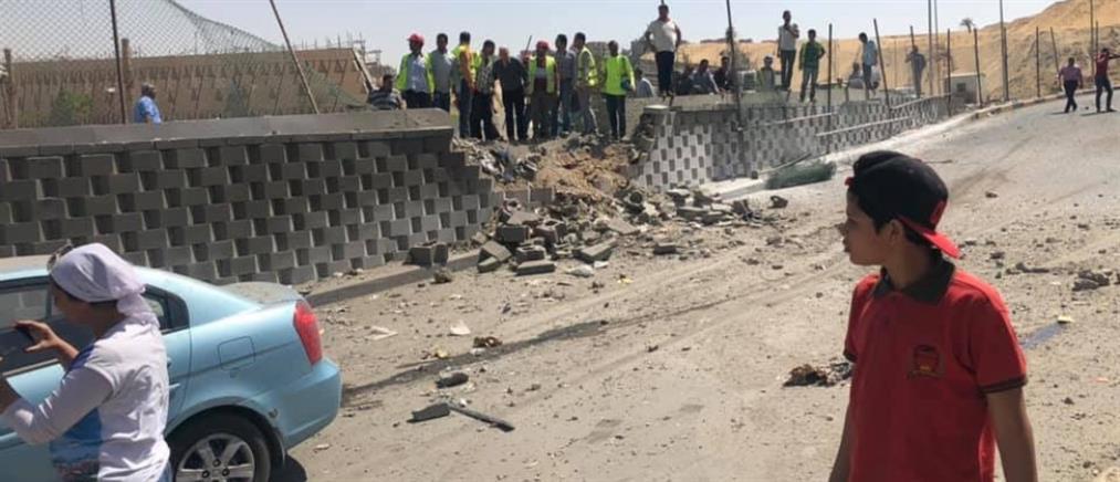 Πολύνεκρη επίθεση ενόπλων στο Σινά